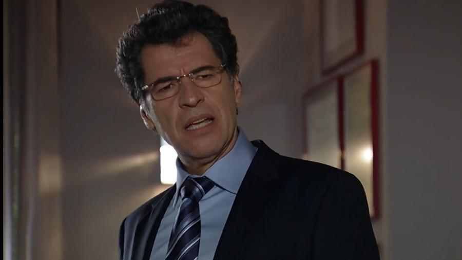 Jonas (Paulo Betti) em A Vida da Gente (Foto: Reprodução/Globo) - Reprodução / Internet