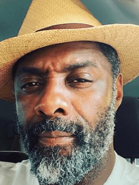 Idris Elba, um dos artistas mundialmente conhecidos que contraiu coronavírus - Foto: Reprodução/Instagram