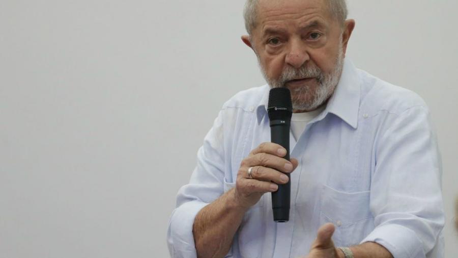 MPF pede que ação sobre doações da Odebrecht ao Instituto Lula vá para SP -                                 PAULO PINTO/FOTOS PúBLICAS
