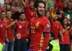 Gols da rodada: Espanha bate Itália e final da Primeira Liga é definida - false