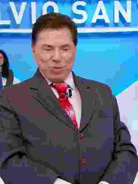 Silvio Santos literalmente vem aí - Reprodução/SBT