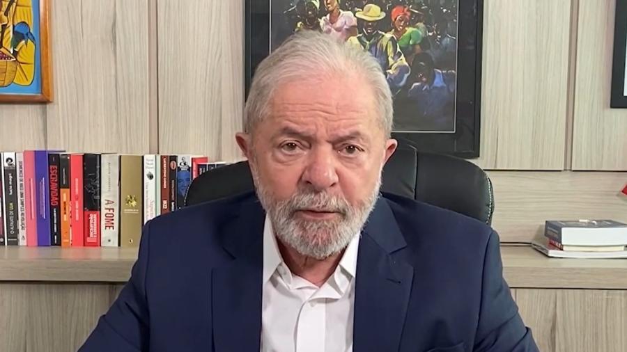 Ex-presidente Lula em entrevista ao canal Al Jazeera[Reprodução/AlJazeera] - Ex-presidente Lula em entrevista ao canal Al Jazeera[Reprodução/AlJazeera]