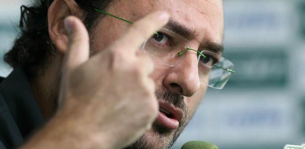 Alexandre Mattos é o sonho de Itair Machado para a direção de futebol do Cruzeiro