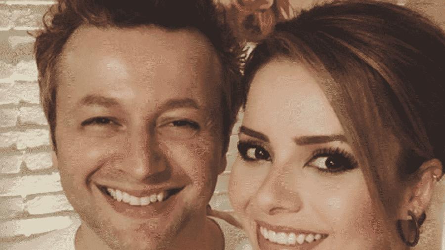 Lucas Lima e Sandy - Reprodução / Instagram