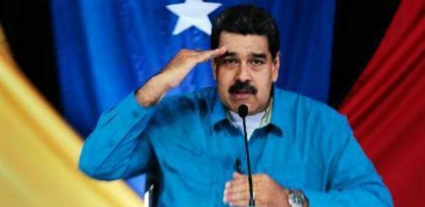 """Governo de Nicolás Maduro declarou o embaixador brasileiro como """"persona non grata"""""""