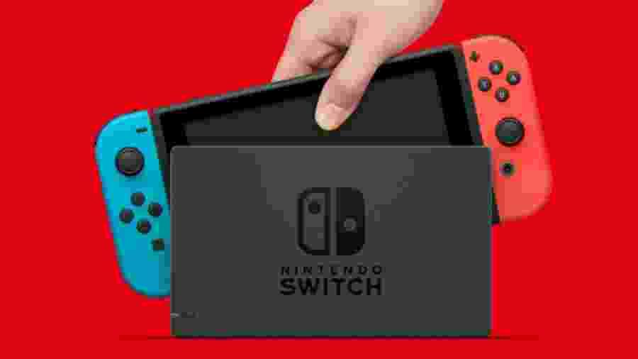 Com o dólar aumentando a cada dia e o real virando pó, ter um Switch, Xbox Series X ou Playstation 5 fica cada vez mais utópico - Divulgação/Nintendo