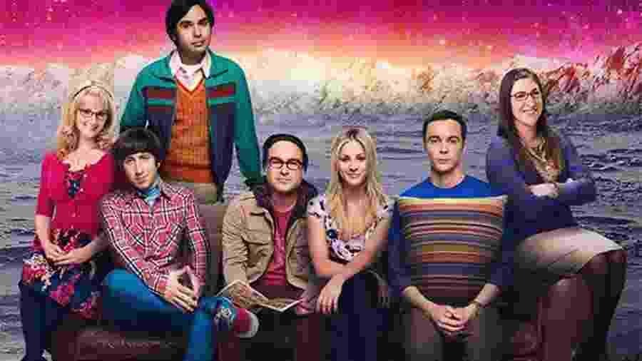12ª temporada de The Big Bang Theory chega ao Globoplay (Fonte: Divulgação) - 12ª temporada de The Big Bang Theory chega ao Globoplay (Fonte: Divulgação)