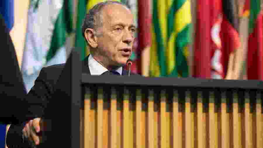 Walter Feldman, secretário-geral da CBF (Foto: Lucas Figueiredo/CBF)  -  Walter Feldman, secretário-geral da CBF (Foto: Lucas Figueiredo/CBF)