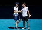Soares e Murray vencem a primeira no Miami Open - (Sem crédito)