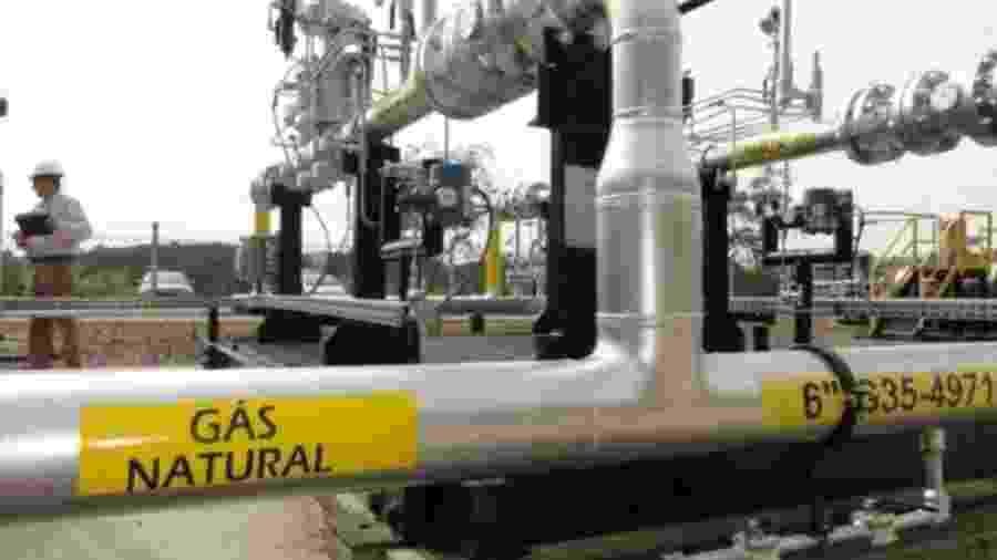 Abegás: Consumo de gás natural dá sinais de retomada em setembro e sobe 0,61% -                                 DIVULGAÇÃO/PETROBRAS