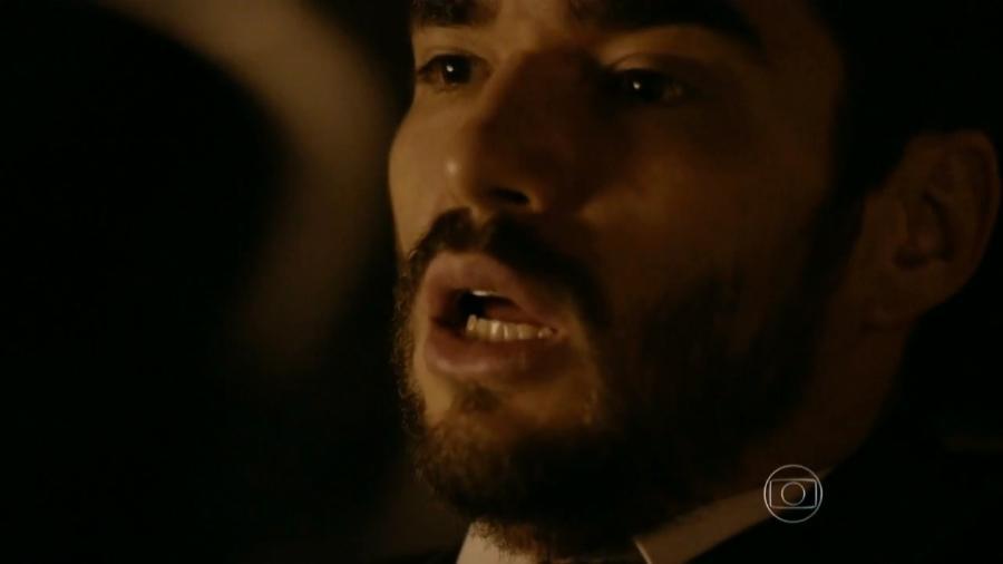 José Pedro (Caio Blat) em Império (Reprodução / Globo) - Reprodução / Internet