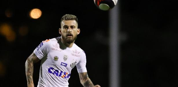 Lucas Lima pretende jogar no futebol europeu após deixar o Santos