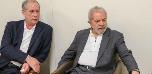 Ciro foi ministro de Lula