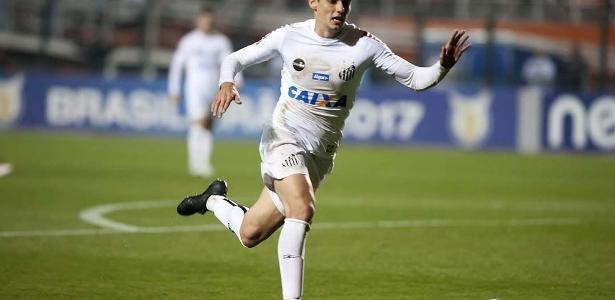Cittadini pelo Santos: assinou sem custos com o Athletico até 2021 - Ivan Storti/Santos