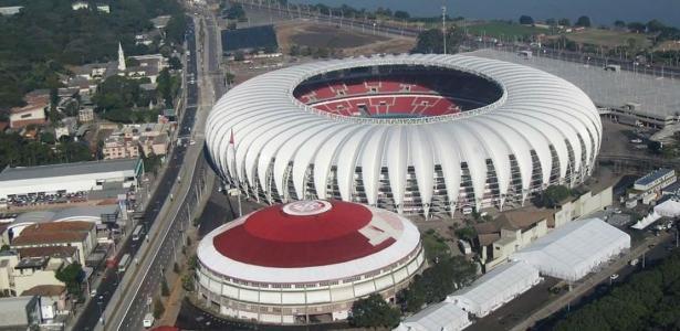 Luciano Elias foi gerente-geral do estádio Beira-Rio nos jogos da Copa do Mundo de 2014