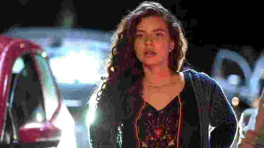 Rita (Alanis Guillen) em Malhação (Reprodução/TV Globo). - Rita (Alanis Guillen) em Malhação (Reprodução/TV Globo).