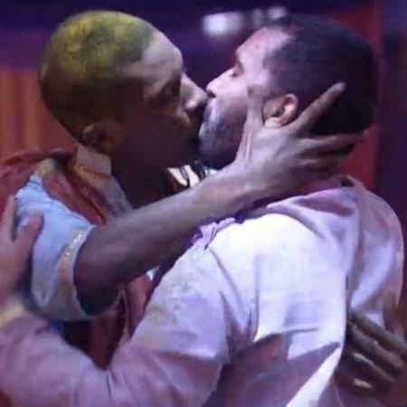 BBB21: Beijo de Lucas e Gilberto, confusão generalizada e saída de brother agitam fim da noite de sábado (7) - TodaTeen