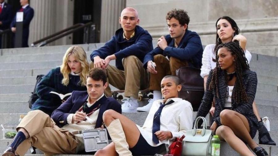 Imagem do primeiro trailer do reboot de Gossip Girl  - Divulgação/HBO Max