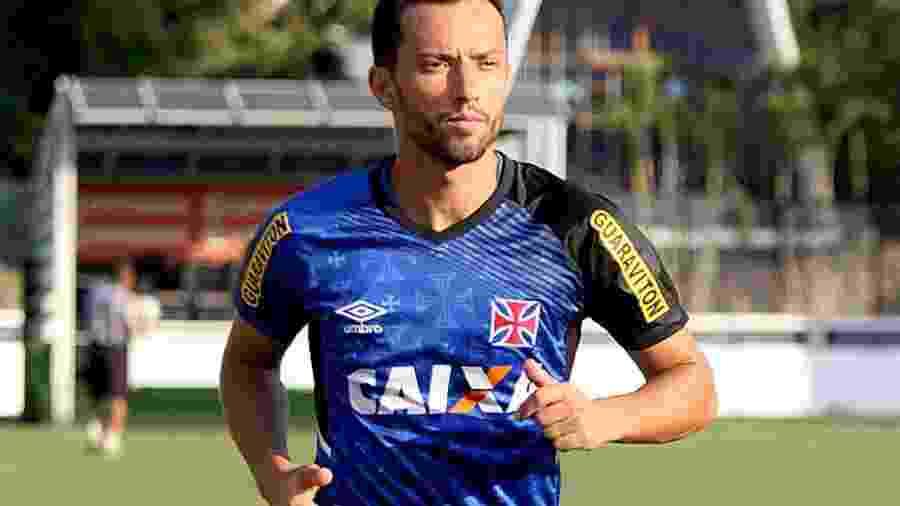 Nenê não apresentou propostas que dizia ter e tem situação indefinida no Vasco - Paulo Fernandes/Vasco.com.br