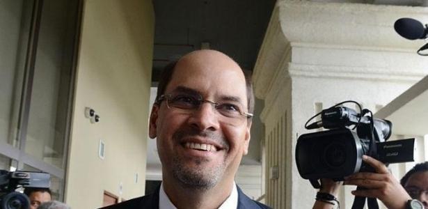 José Domingo Arias, que foi candidato à Presidência do Panamá e suspeito de receber dinheiro ilegal da Odebrecht