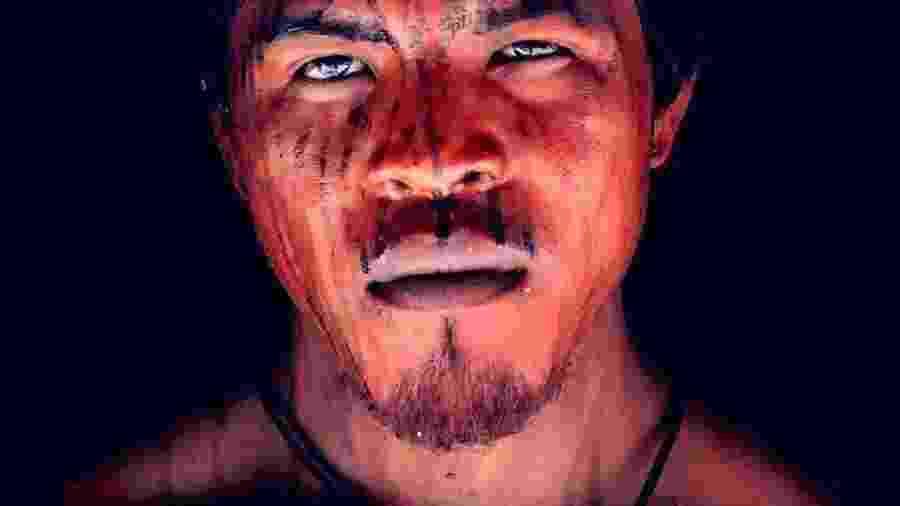 Paulino Guajajara, um dos líderes indígenas Guajajara assassinados no Maranhão - Foto: Patrick Raynaud