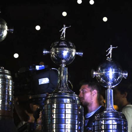Conmebol negociou o direito da Libertadores com o SBT até 2022 - GettyImages