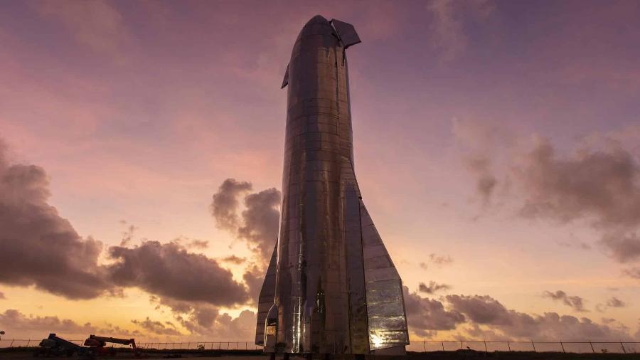 Foguete Starship, da SpaceX - SpaceX