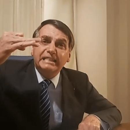 Em resposta a TV Globo, Jair Bolsonaro deixa em dúvida concessão da emissora - Em resposta a TV Globo, Jair Bolsonaro deixa em dúvida concessão da emissora