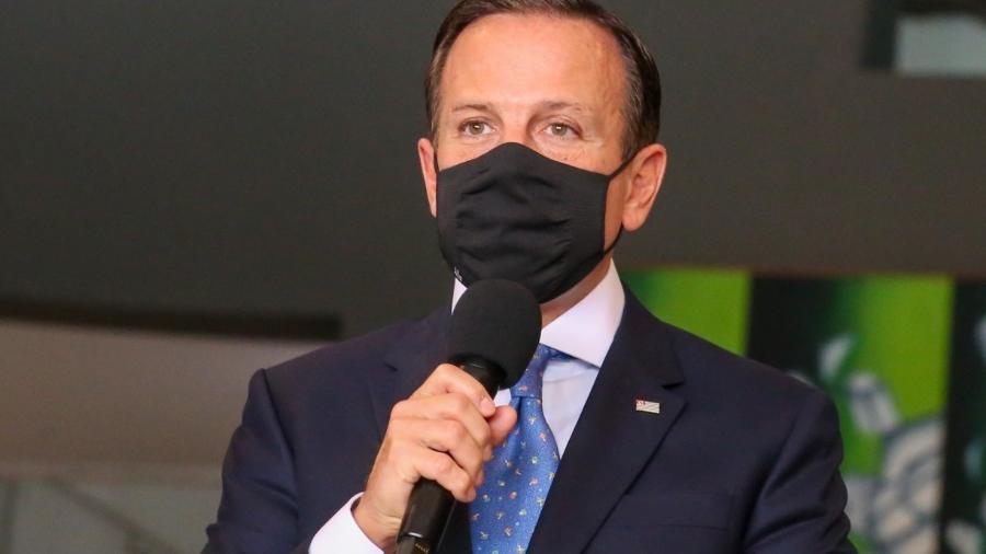 Doria diz que abrirá escritório de São Paulo em Nova York se Biden ganhar - Governo do Estado de São Paulo