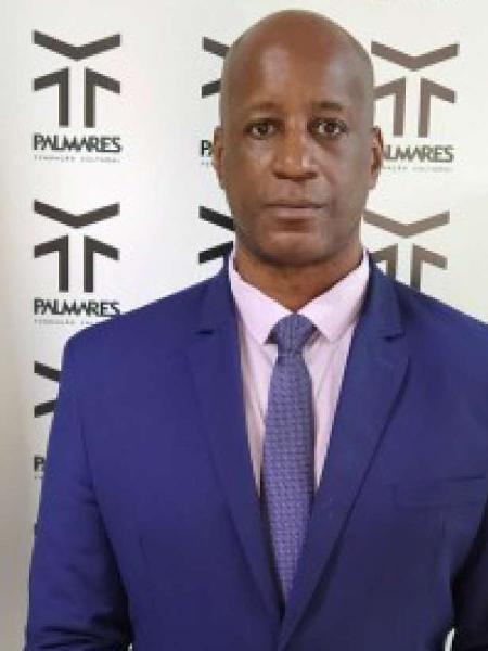 Sérgio Camargo, presidente da Fundação Cultural Palmares, que excluiu intelectuais e políticos da lista de personalidades negras da instituição                              -                                 Divulgação