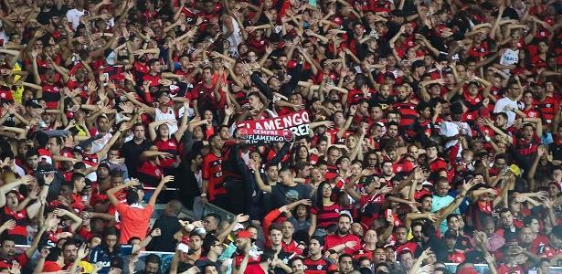A torcida do Flamengo esgotou os ingressos para a primeira partida da decisão
