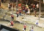 Dois jogos com portões fechados e multa: Conmebol rejeita recurso do Fla (Foto: J Ricardo/Agência Free Lancer/Estadão Conteúdo)