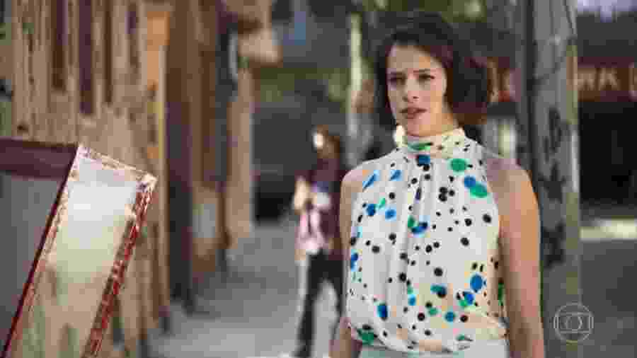 Josiane (Agatha Moreira) de A Dona do Pedaço (Reprodução/TV Globo) - Josiane (Agatha Moreira) de A Dona do Pedaço (Reprodução/TV Globo)