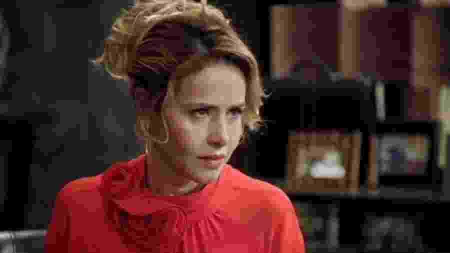 Leona Cavalli como Ariela Feld em Apocalipse (Foto: Reprodução/Record TV) - Reprodução / Internet