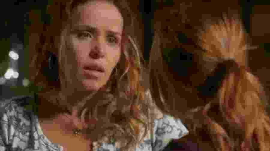 Gilda (Leona Cavalli) e Eliza (Marina Ruy Barbosa) de Totalmente Demais (Reprodução - TV Globo) - Reprodução / Internet