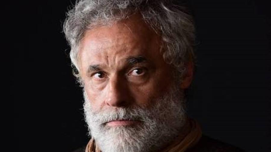 Oscar Magrini como Noé em Gênesis (Divulgação / Record TV) - Reprodução / Internet