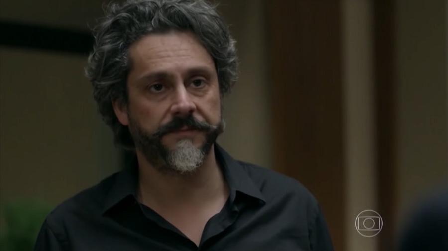 José Alfredo (Alexandre Nero) em Império (Reprodução/TV Globo) - Reprodução / Internet