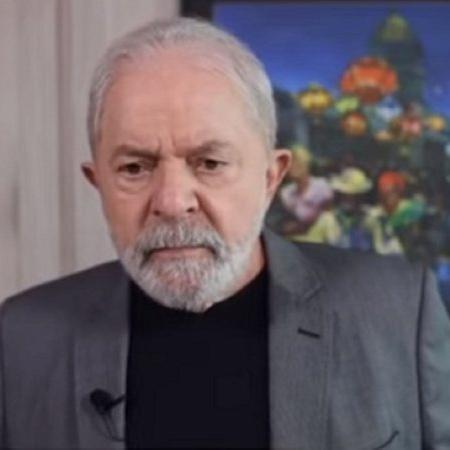 O ex-presidente Lula: puro amor? - Divulgação/YouTube/Rádio Bandeirantes