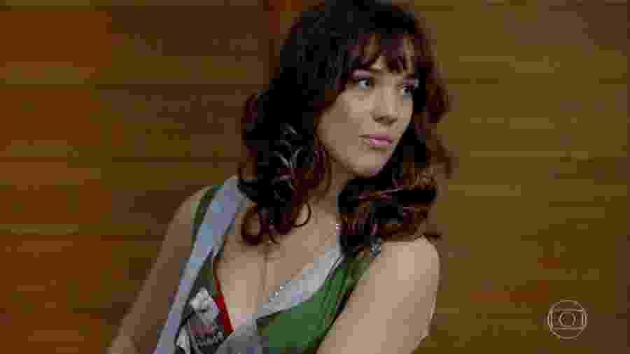 Patricia (Adriana Birolli) em Fina Estampa (Reprodução/TV Globo). - Reprodução / Internet