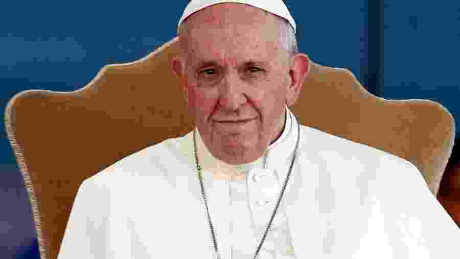 Papa Francisco (Foto: reprodução) - Reprodução / Internet