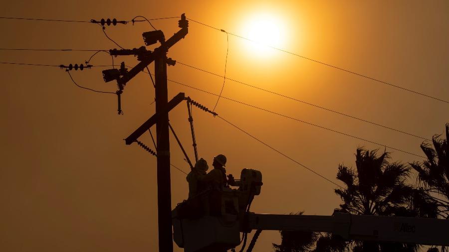 ONS reduz previsão para carga de energia em janeiro, mas ainda vê alta de 2,1% - Reuters