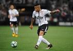Corintianos comemoram resultado que evita aproximação do Grêmio - Alan Morici/Framephoto/Estadão Conteúdo