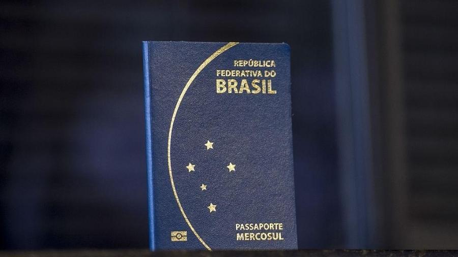 Passaporte brasileiro - Canaltech