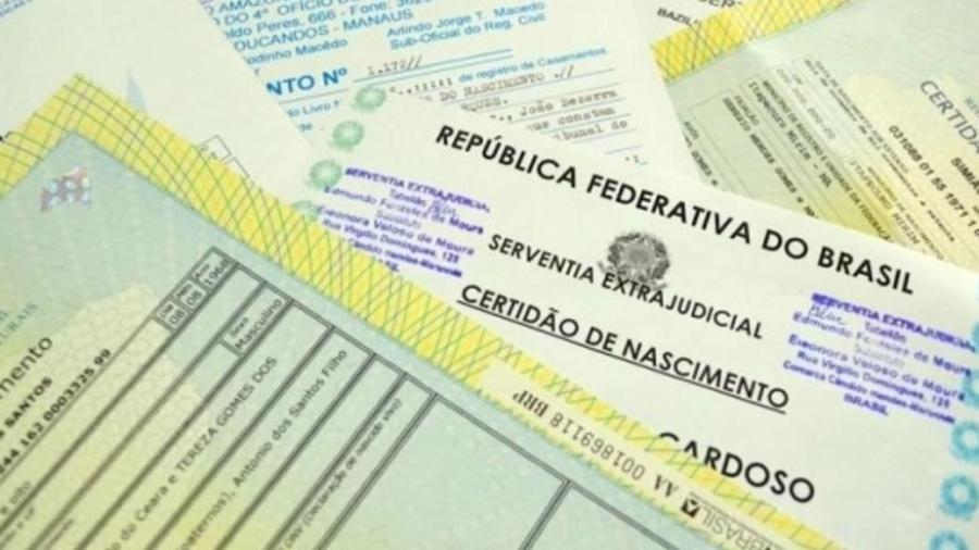 Jovens em SP com 18 anos e 19 podem alterar nome no Cartório sem aval da Justiça - Reprodução