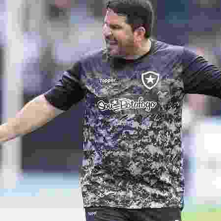 Eduardo Barroca está de volta ao Botafogo - GettyImages