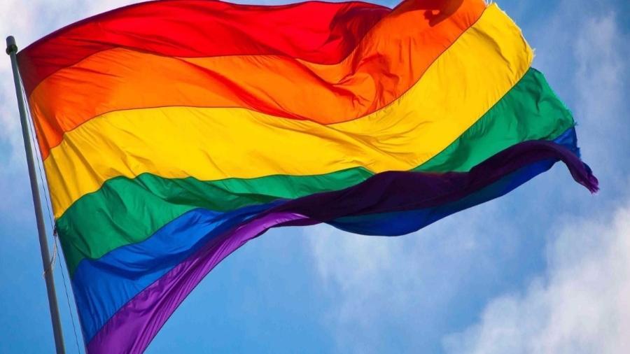Bandeira LGBT+Foto/Reprodução - Bandeira LGBT+Foto/Reprodução