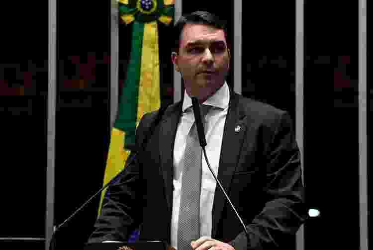 flavio bolsonaro - Divulgação/Senado Federal - Divulgação/Senado Federal