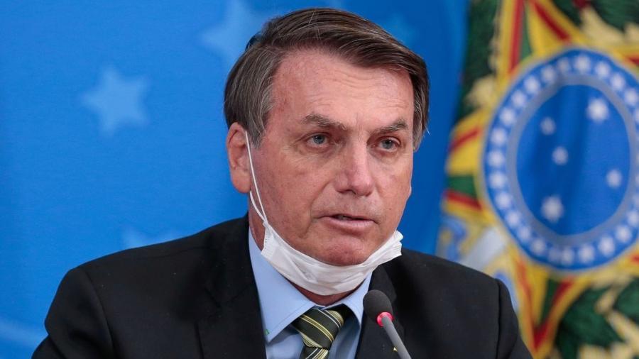 Jair Bolsonaro  - Carolina Antunes / Presidência da República