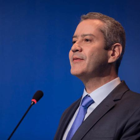 O presidente da CBF, Rogério Caboclo, é acusado de assédio sexual e moral e foi afastado do cargo por 30 dias - Reprodução/Flickr CBF Oficial