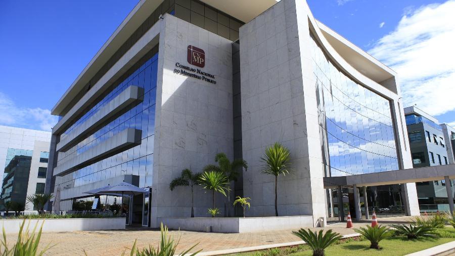 Sede do CNMP, em Brasília  - CNMP